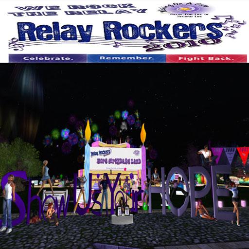 2010 Relay Rockers