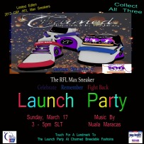 CBF, RFL Max Sneaker 2013 Launch Party