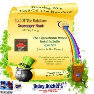 Relay Rockers - End Of The Rainbow -