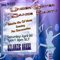 Underwater Party - April 24
