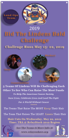 Bid The Lindens Bald 2019 - Land Ops Team