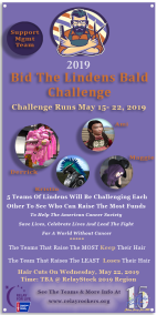 Bid The Lindens Bald 2019 - Support Mgmt Team